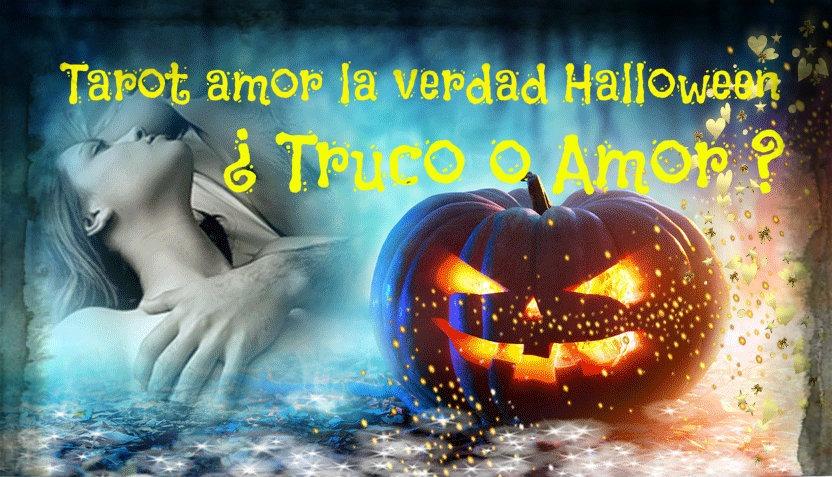 Halloween Tarot Love very economic  Trick or Love?